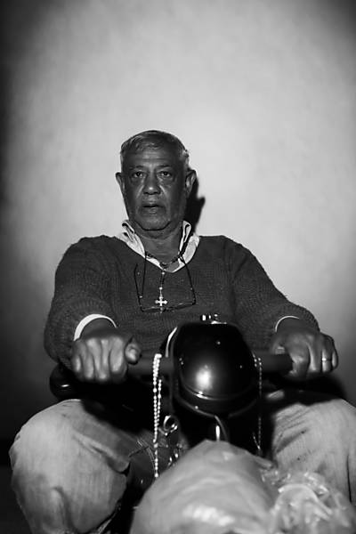 José Antonio Assis Salvo, 68, cadeirante -