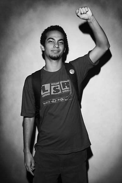 Felipe Alencar, 20, estudante