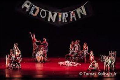 Espetáculo inspirado na obra de Adoniran Barbosa no CEU Paz