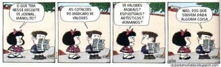 reprodução: Clube da Mafalda