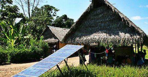 Energia solar é solução para 2 milhões de peruanos sem acesso a eletricidade