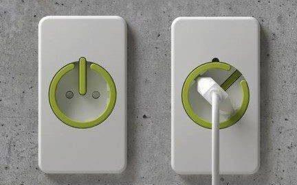 Tomada com cronômetro ajuda a economizar energia