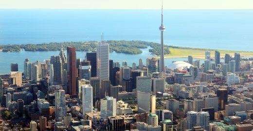 Toronto cria nove passos efetivos para diminuir a emissão de CO2