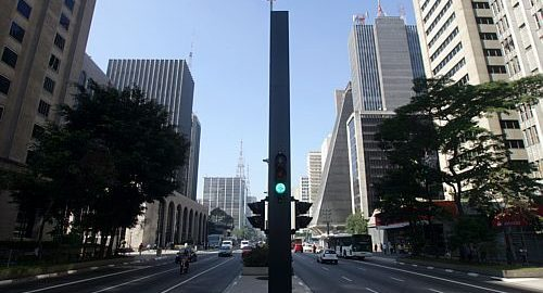 Aplicativo mostra imagens de ruas SP em tempo real
