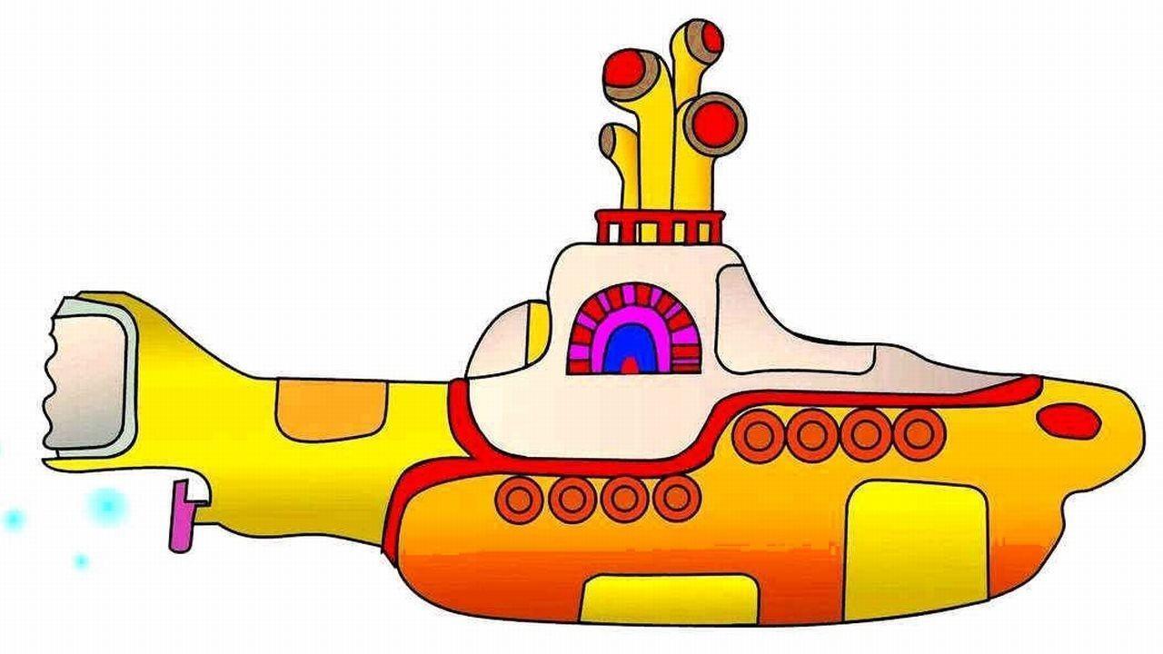 Aparador De Inox Para Cozinha ~ Yellow Submarine tem ediç u00e3o a fantasia