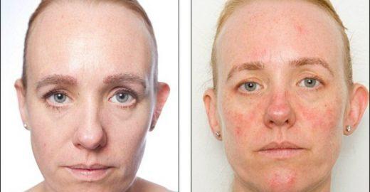 Jornalista passa um mês sem tirar maquiagem e 'envelhece' 10 anos