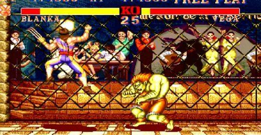 Meia lua para trás, meia lua para frente e soco: Street Fighter faz aniversário