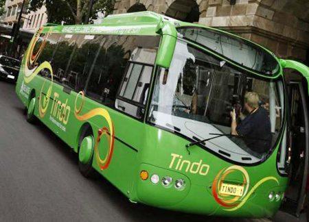 Ônibus Tindo