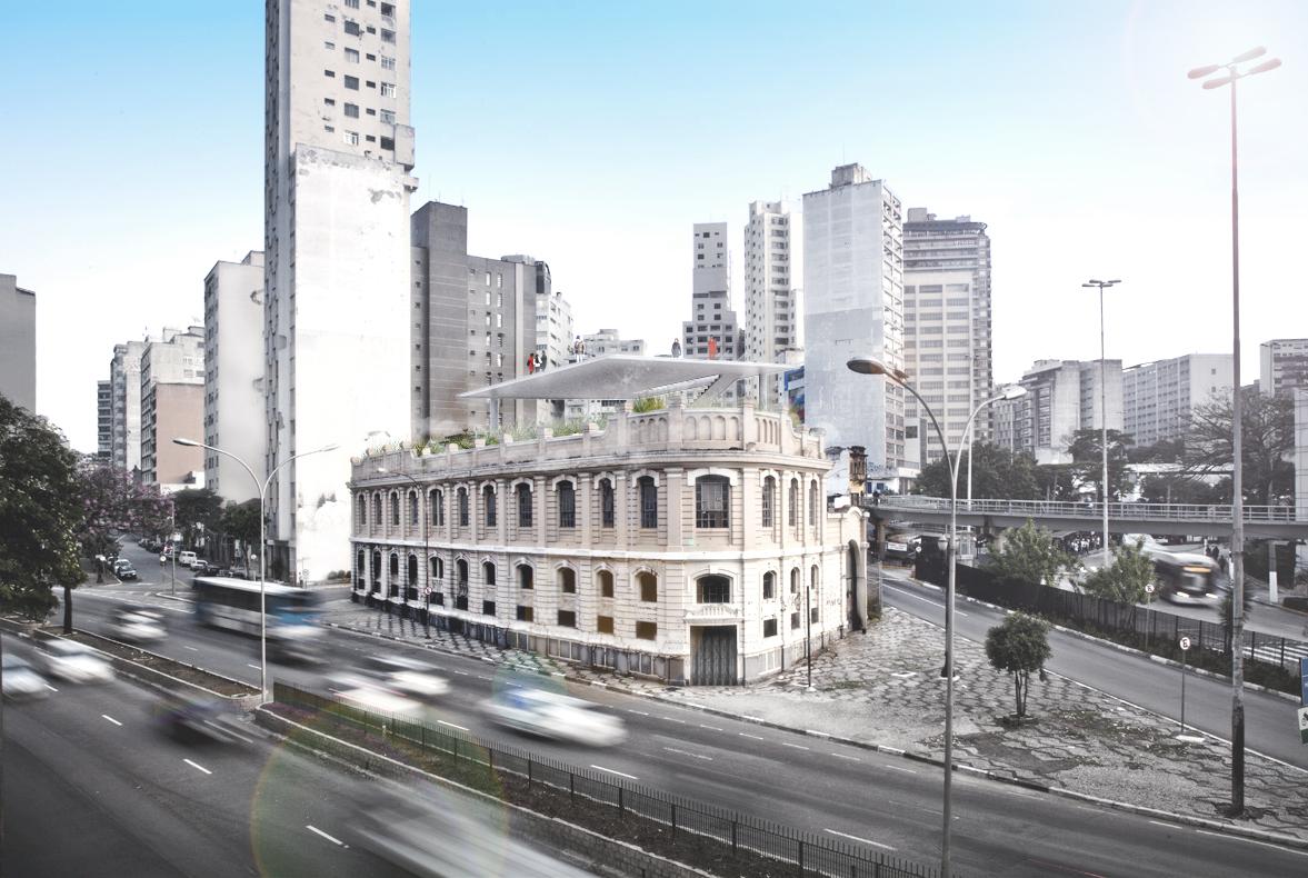 Antiga estação de energia é restaurada para abrigar música e artes visuais com entrada gratuita em SP