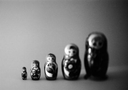 Bonecas russas (Matryoshka)