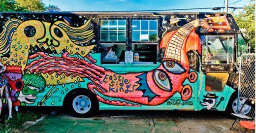 Os Food Trucks mais legais do mundo