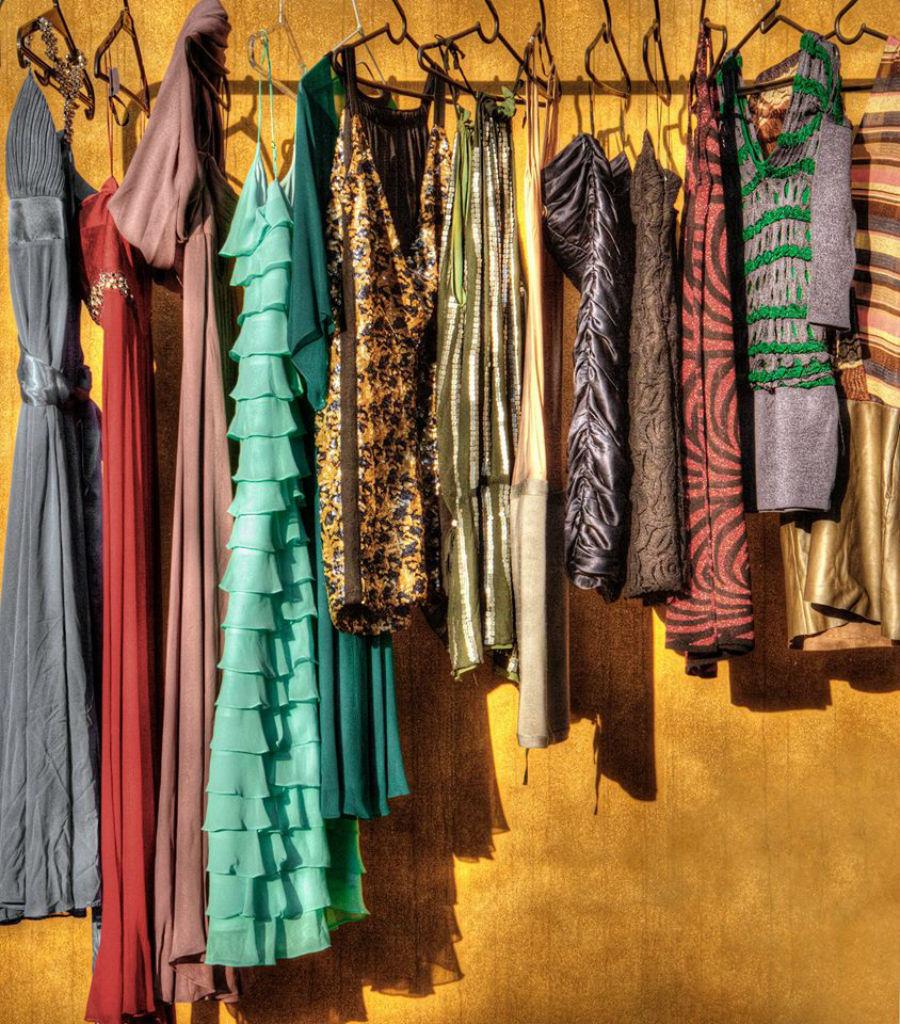 a012fe52a99 Lá de Casa Brechó promove terceira edição com roupas