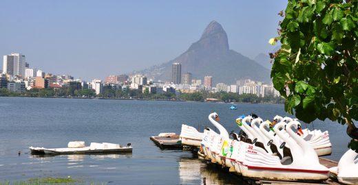 Lagoa recebe eventos de rock e samba 0800 no final de semana