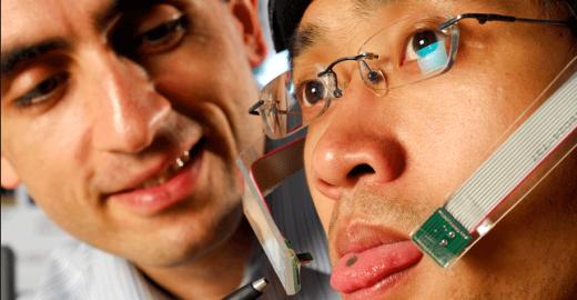 Piercing na língua pode mudar vida de pessoas com paralisia