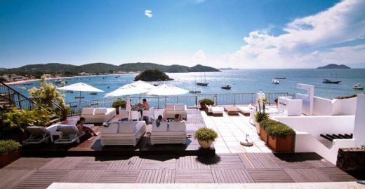 Confira três opções de hospedagem em Búzios, a Saint-Tropez brasileira