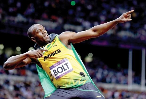 Khan Academy explica velocidade média de Usain Bolt por ...