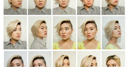 Artista mostra como cabelo, roupas e maquiagem podem mudar a representação de genêro
