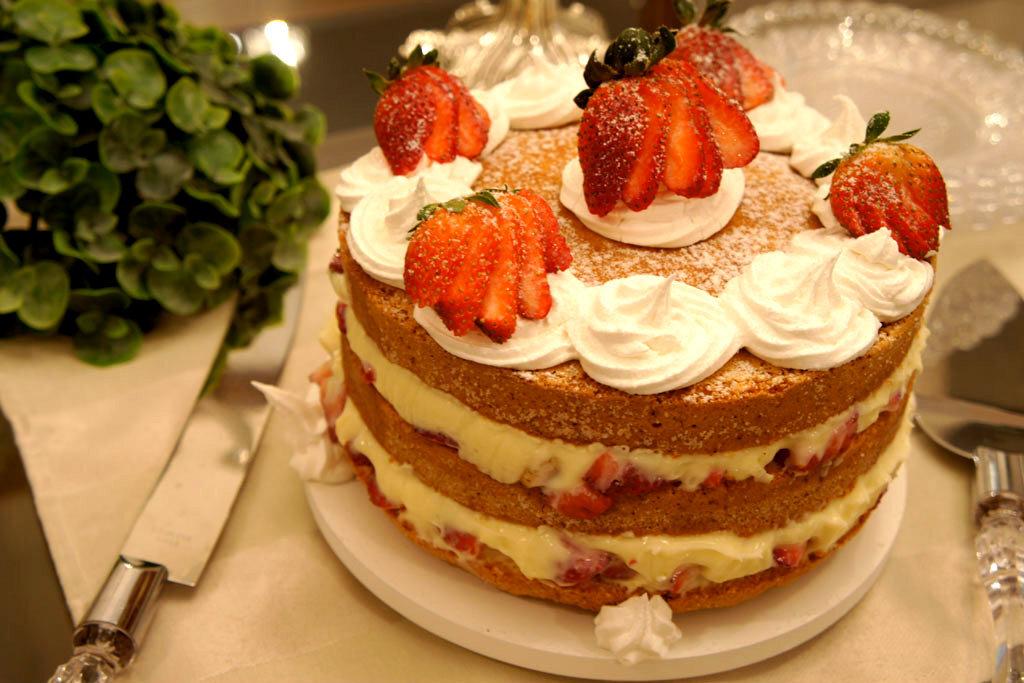 Curso de naked cake