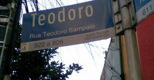 Andando por SP #31 – O comércio na rua Teodoro Sampaio