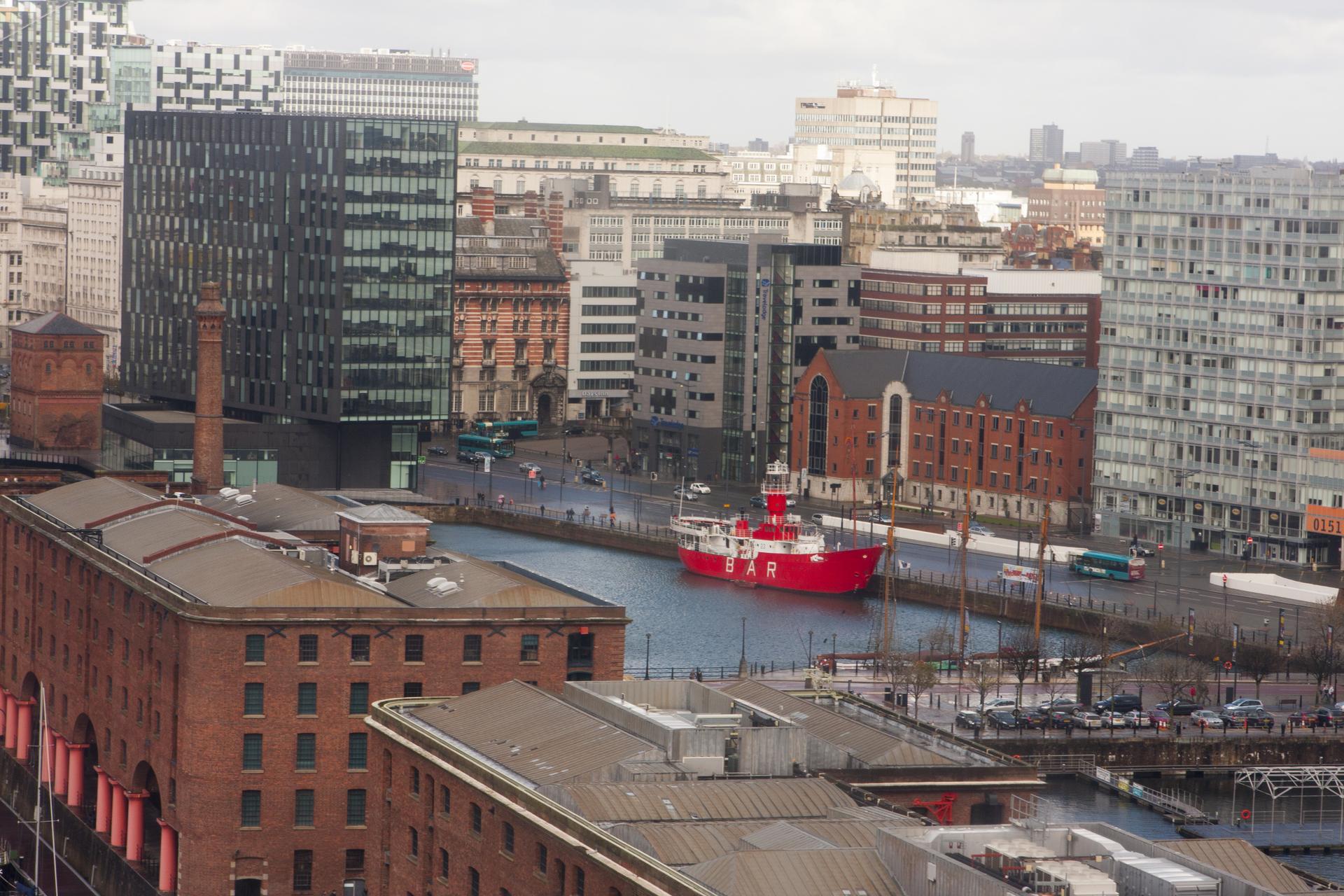 Liverpool Muito Alem Da Cidade Natal Dos Beatles
