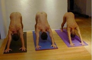 Yoga naturista é a nova prática da atividade