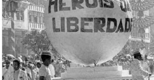 Samba como resistência contra a ditadura militar brasileira