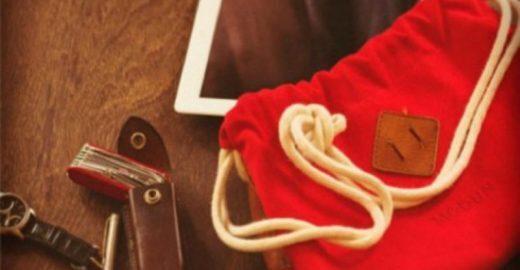 Loja online vende bolsa que vira mochila