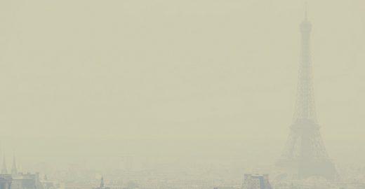 Região de Paris usa transporte público gratuito para driblar poluição