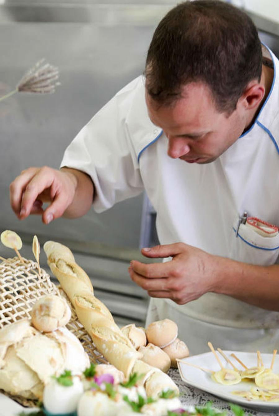 Chef franc s ministra curso gratuito de gastronomia na - Curso de cocina francesa ...