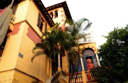 O Slam Rua acontece em espaços como a ocupação Casa Amarela
