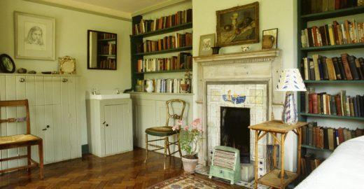Conheça o quarto de escritores famosos