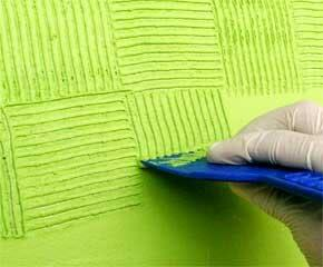 textura de parede simples de fazer