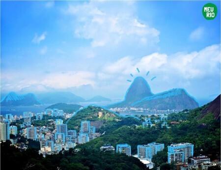 Facebook Meu Rio