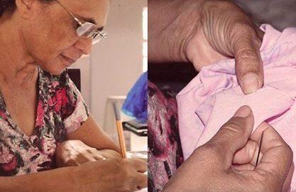 Tradição e arte: apoie as mulheres bordadeiras do agreste de Pernambuco