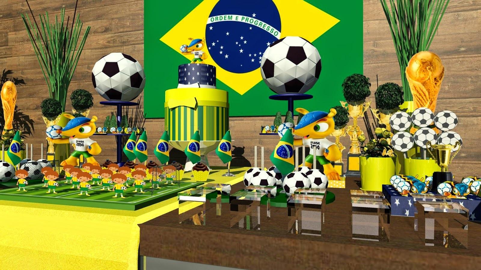 Veja Dicas De Decora 231 227 O Para Os Jogos Da Copa