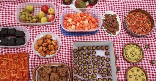 Quinta da Boa Vista recebe piquenique vegano