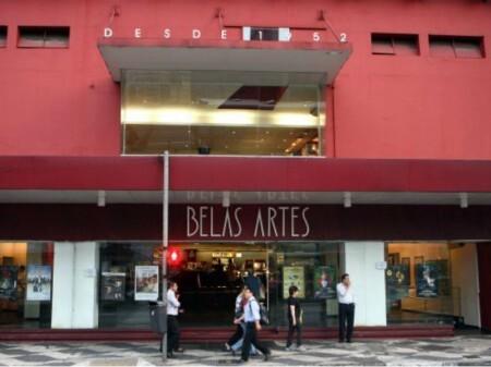 Cine Belas Artes (divulgação)