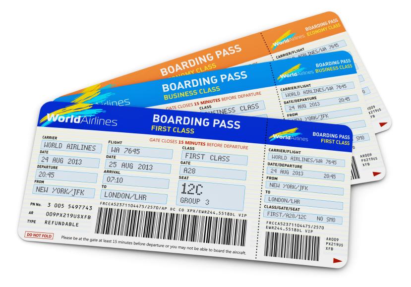 Site compara preços de passagens aéreas no período de um mês