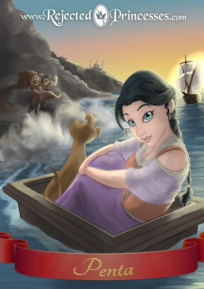 reprodução rejected princesses