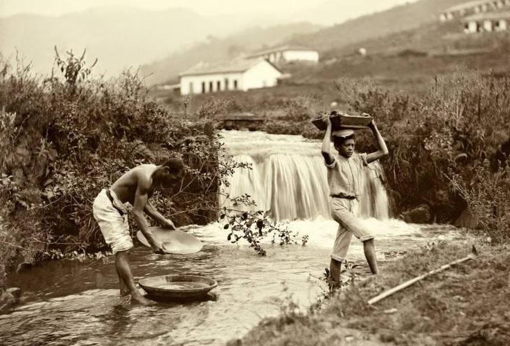 Minas Gerais, 1880