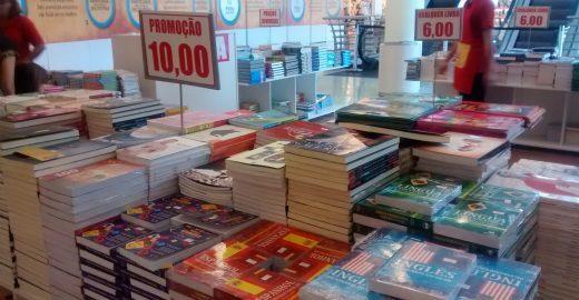 Pátio Alcântara promove 2ª Feira de Livros