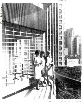 Galeria do Rock, anos 60