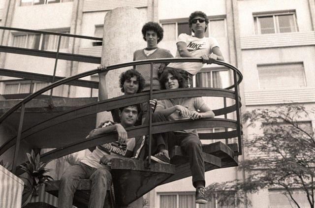 Barão Vermelho, anos 80