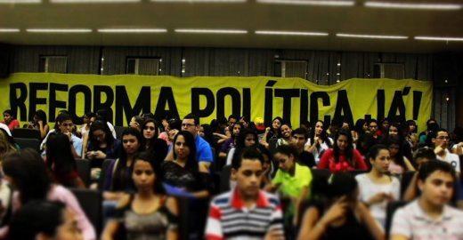 Mobilização online consulta população sobre apoio a possível reforma política progressista