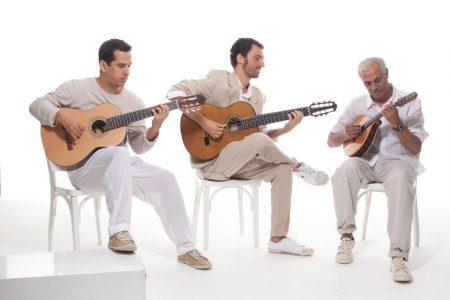 Divulgação Facebook Trio Madeira Brasil
