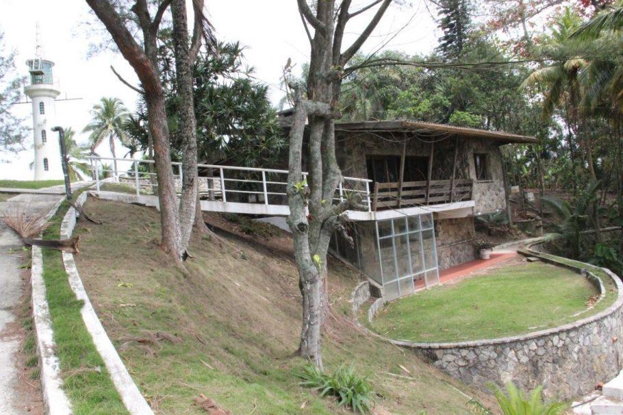 Vista da casa de Fernando Lee. Foto: Ana Paula Oliva