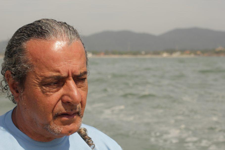 O Marinheiro Capitão Quico - Foto: Victor Sousa