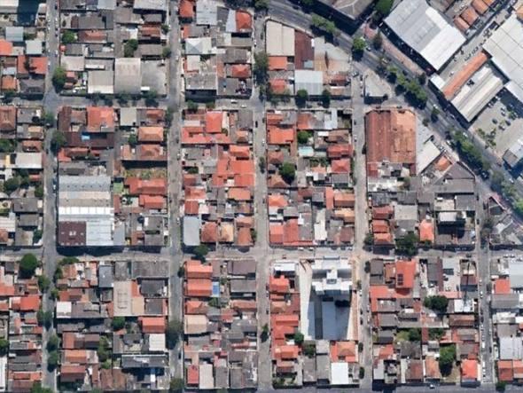 São Paulo - Capão Redondo (crédito: reprodução Google Street View/Exame)