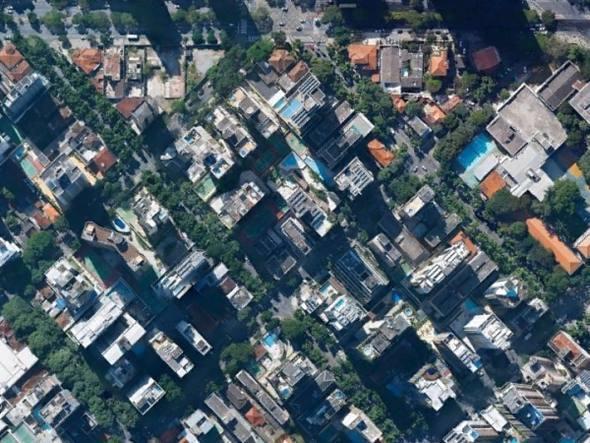 Belo Horizonte - Lourdes (crédito: reprodução Google Street View/Exame)