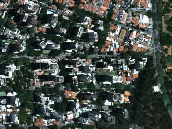 São Paulo - Moema (crédito: reprodução Google Street View/Exame)